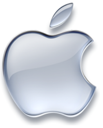 silver apple logo | So You're Thinking About Rebranding... | Unravel SEO