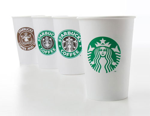 starbucks logo evolution | So You're Thinking About Rebranding... | Unravel SEO