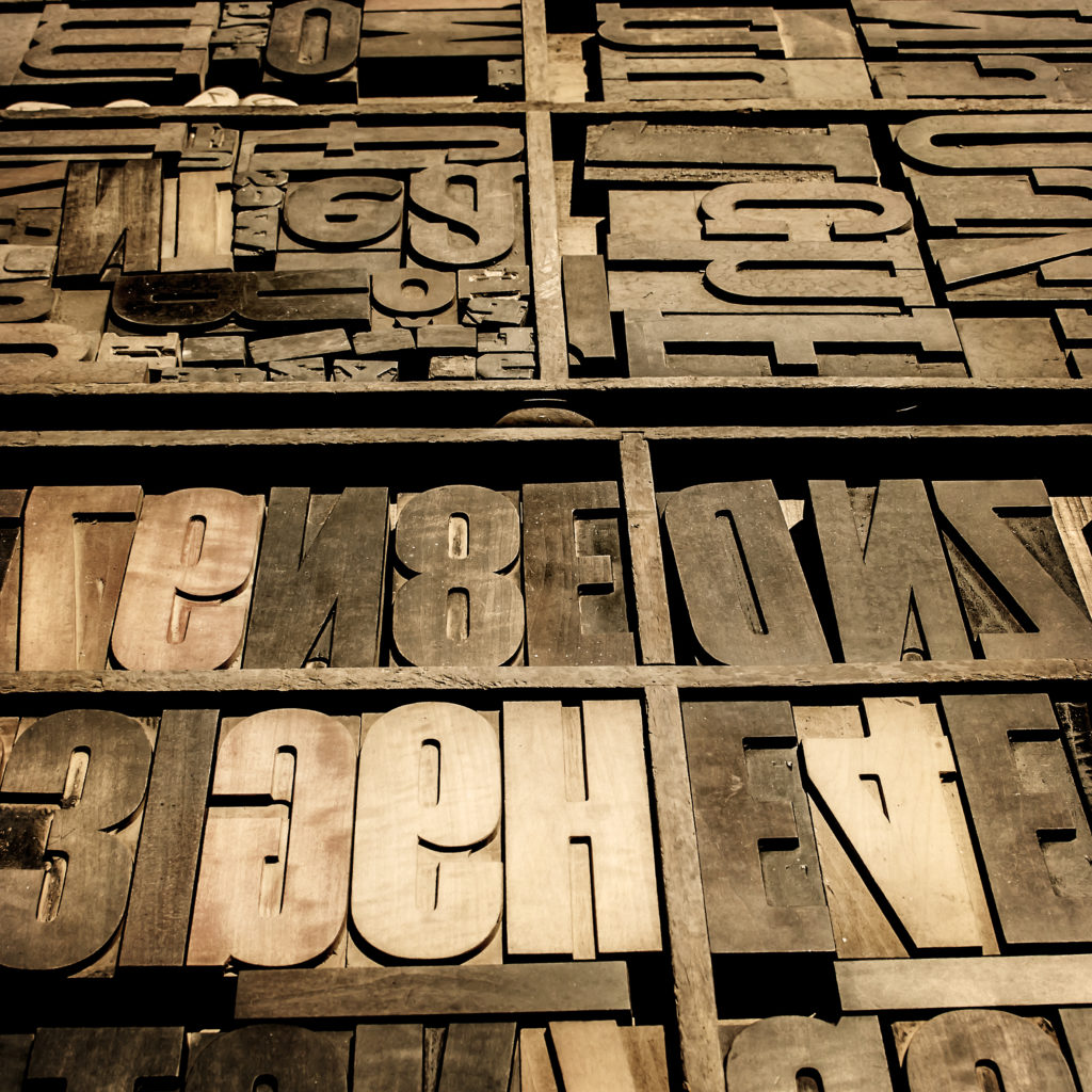 Typography Tuesday: The History of Type As We Know It 1