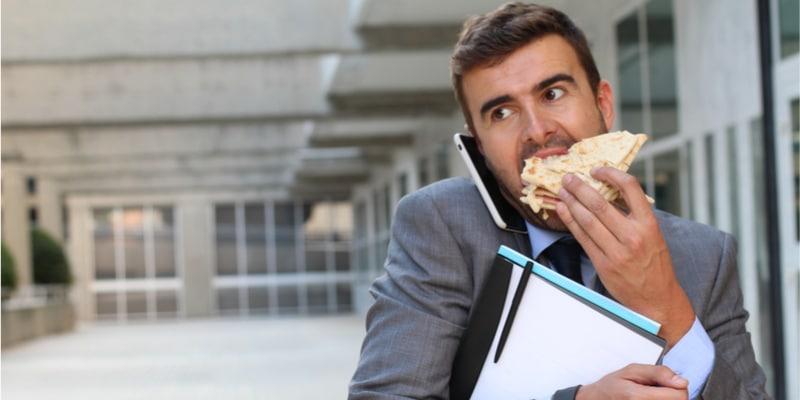 man-eating